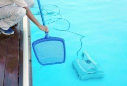 Jak odkamienić wodę w basenie?