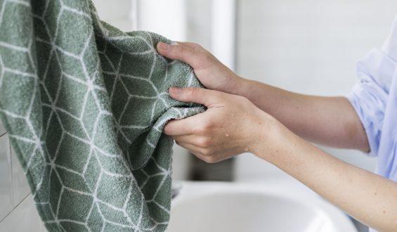 Co zrobić, by ręczniki pozostały miękkie?