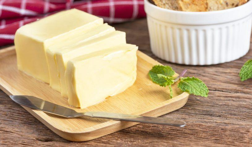 Jak zrobić domowe masło?