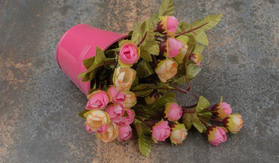 Jak zasuszyć róże?