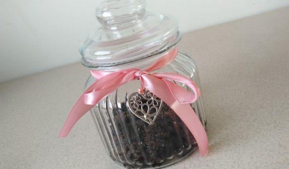 Jak zrobić cukrowy peeling kawowy?
