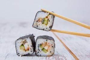 Czego potrzeba do sushi?