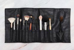 Jak suszyć pędzle do makijażu?