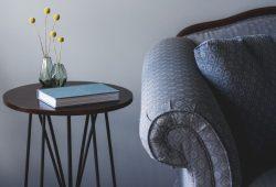 DIY: Stolik do kawy w stylu glamour