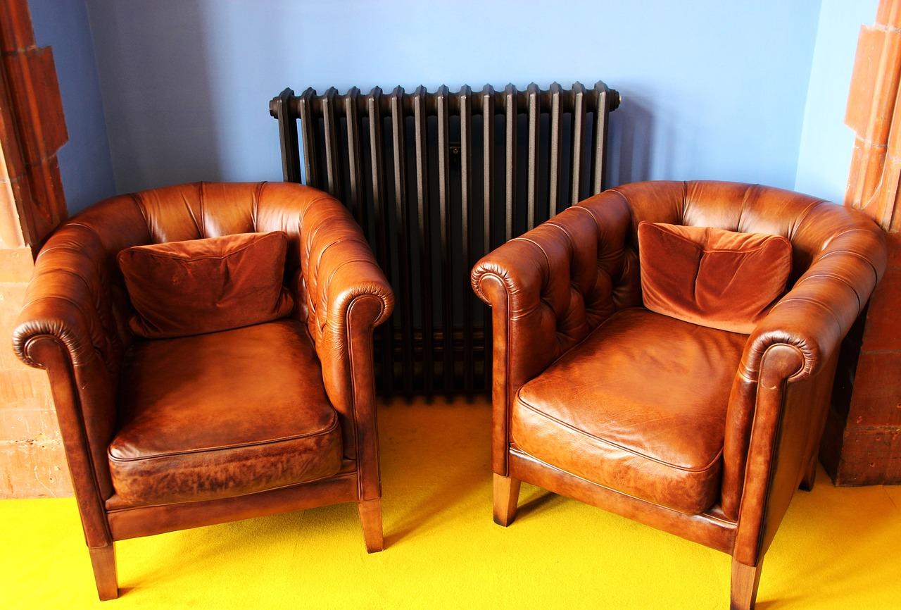 Jak odnowić skórzany fotel?