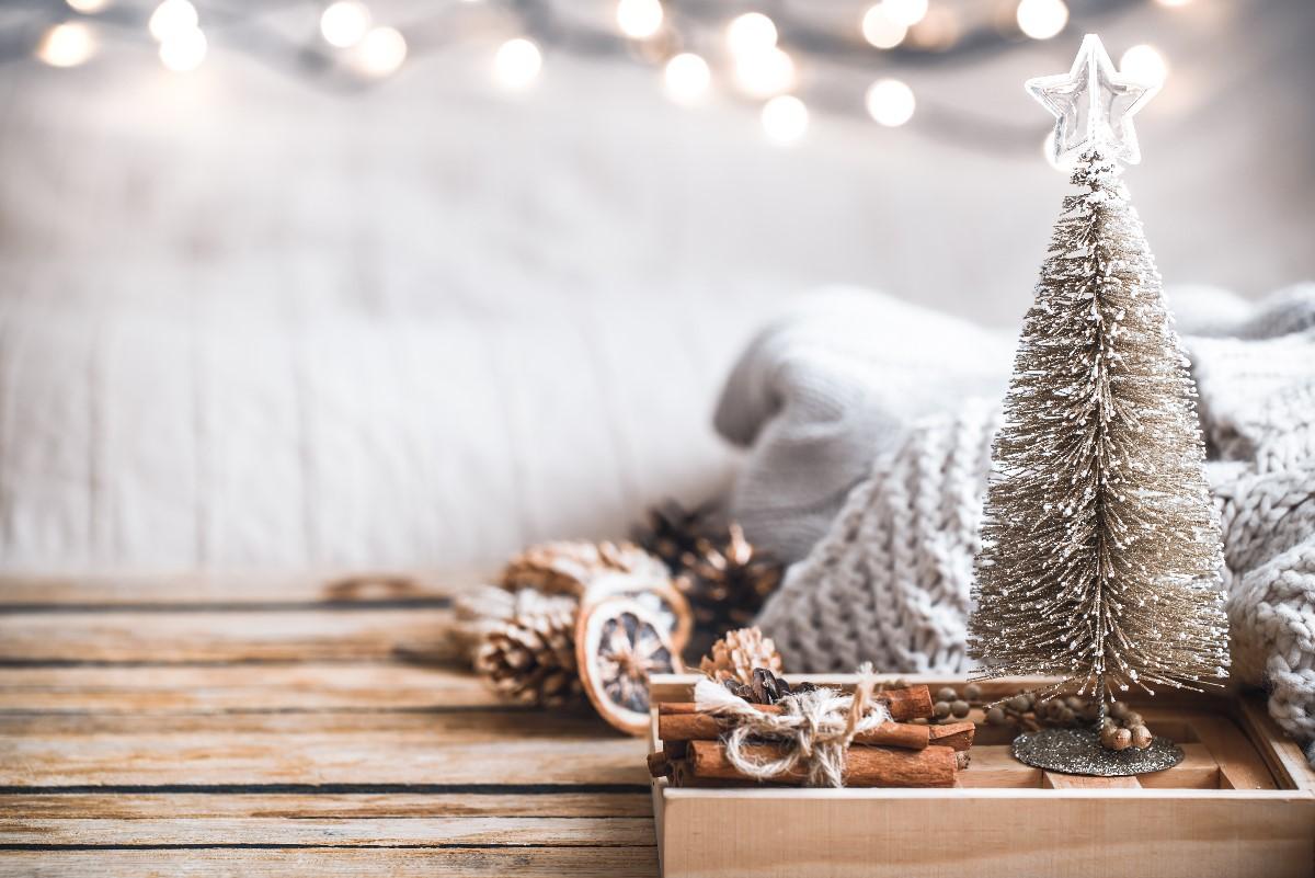 Jak udekorować dom zimą?
