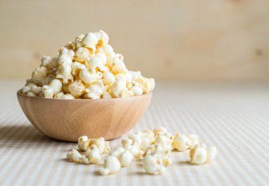 Jak zrobić popcorn w mikrofali?