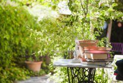 Jak zaaranżować ogród latem?
