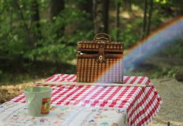 Przekąski na letni piknik
