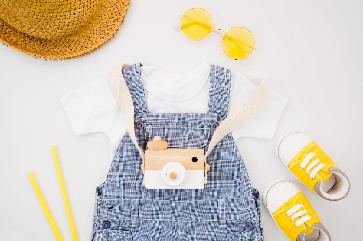 Jak prać ubranka dziecięce?