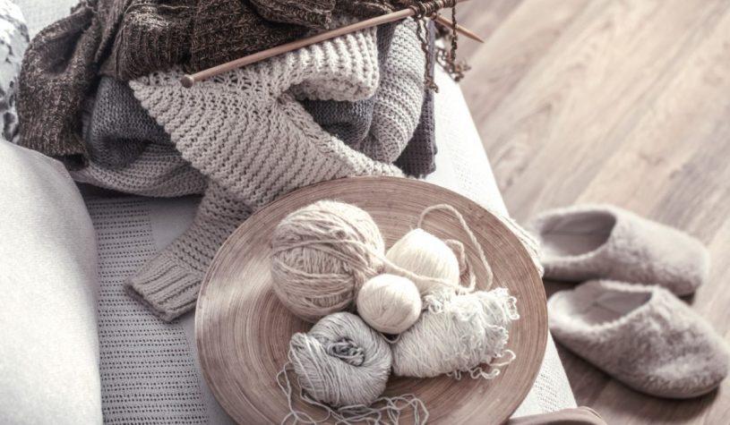 Jak zrobić dywan z włóczki?